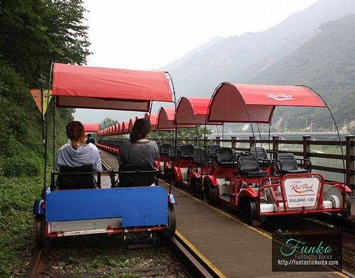 Nami Island & Railbike & Garden of Morning Calm Shuttle Package_4