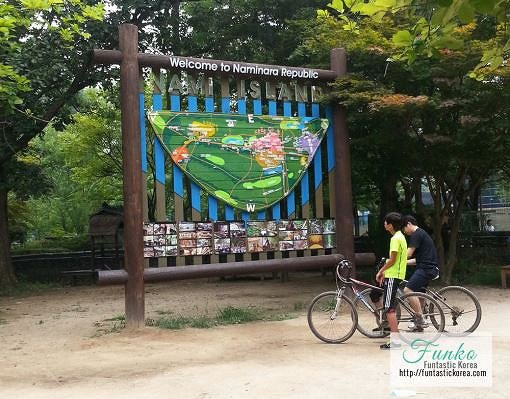 Nami Island & Petite France & Railbike Shuttle Package_4