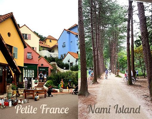 Nami Island & Petite France Shuttle Bus Package_3