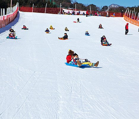 [Dec 1 - Feb 28] Elysian Gangchon Ski Snowboard Lesson Shuttle Bus Package_3