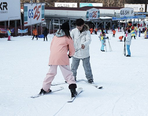 Winter Nami Island & Elysian Gangchon Ski Resort Shuttle Bus Package