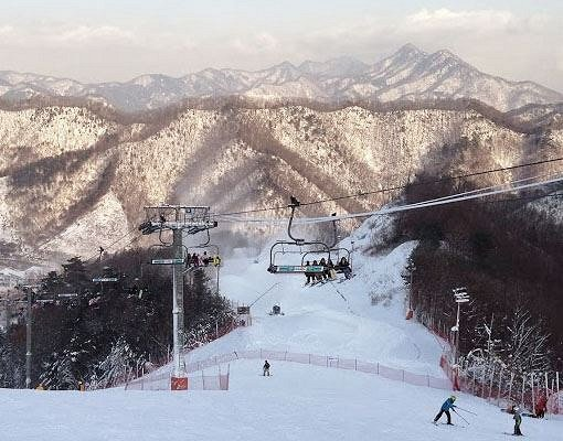 [Dec 1 - Feb 28] Nami Island & Elysian Gangchon Ski Resort Shuttle Bus Package_4