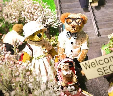 Teddy Bear Theme Park Teseum Discount Ticket_0