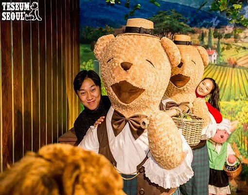 Teddy Bear Theme Park Teseum Discount Ticket_4