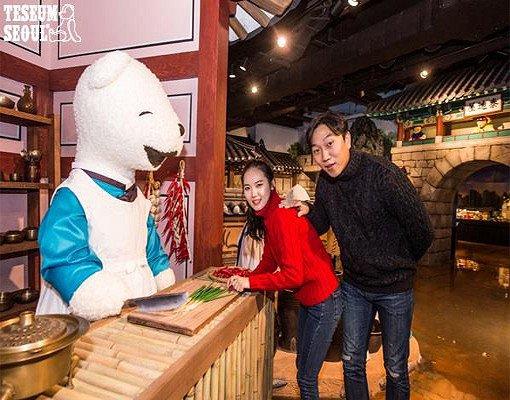 Teddy Bear Theme Park Teseum Discount Ticket_3