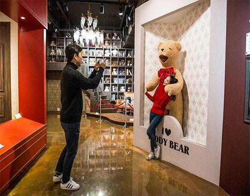 Teddy Bear Theme Park Teseum Discount Ticket_6