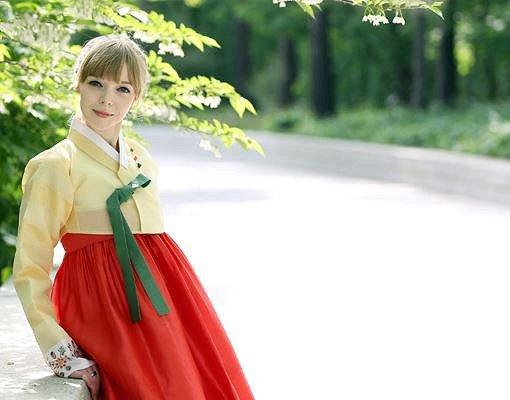 Hanbok Photoshoot In Studio_8