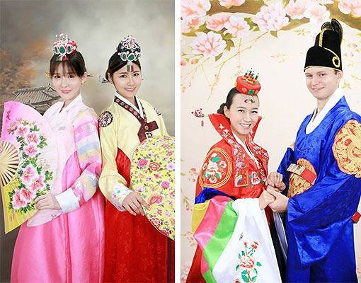 Hanbok Photoshoot In Studio_17