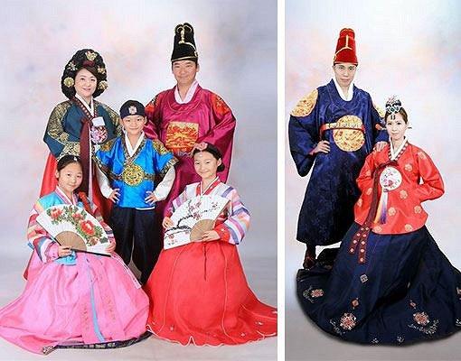 Hanbok Photoshoot In Studio_15
