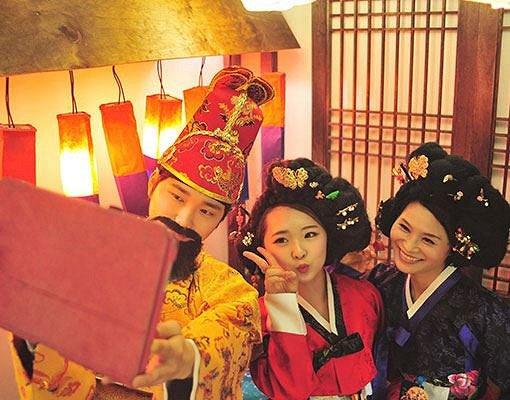 Hanbok Photoshoot In Studio_13