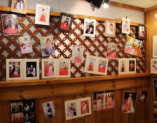 Hanbok Photoshoot In Studio_3