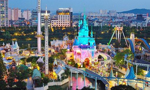 Lotte World Discount Ticket_1