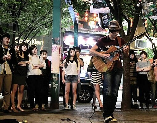 Groovy Hongdae Tour