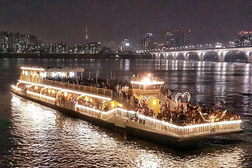 Hangang River Ferry Evening Cruise_2