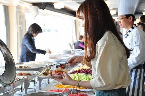 Hangang River Ferry Lunch Buffet Cruise_0