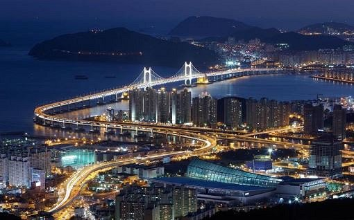 Busan City Tour Bus – Night View Tour_2