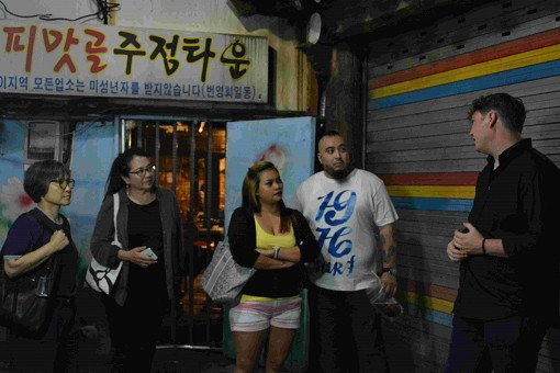 The Dark Side Of Seoul Night Walking Tour (Ghost Tour)_6
