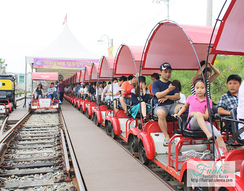 10% Off! Lowest Price! Gangchon Rail Bike Reservation_5