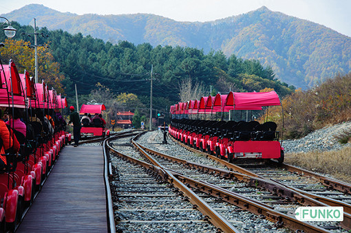 10% Off! Lowest Price! Gangchon Rail Bike Reservation_8