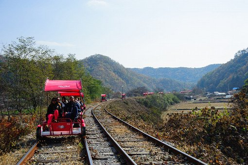 10% Off! Lowest Price! Gangchon Rail Bike Reservation_17