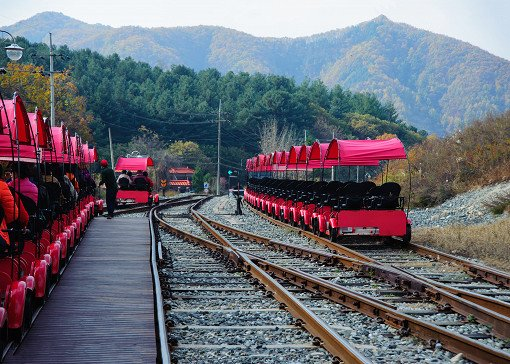 10% Off! Lowest Price! Gangchon Rail Bike Reservation_22