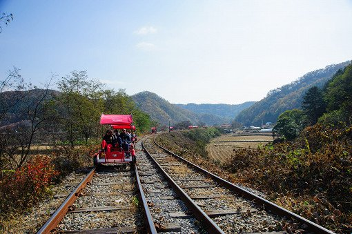 10% Off! Lowest Price! Gangchon Rail Bike Reservation_16