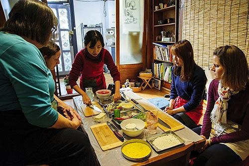 Korean cooking class + Market Tour (O-me Cooking Lab)_1