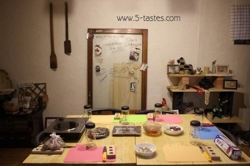 Korean cooking class + Market Tour (O-me Cooking Lab)_9