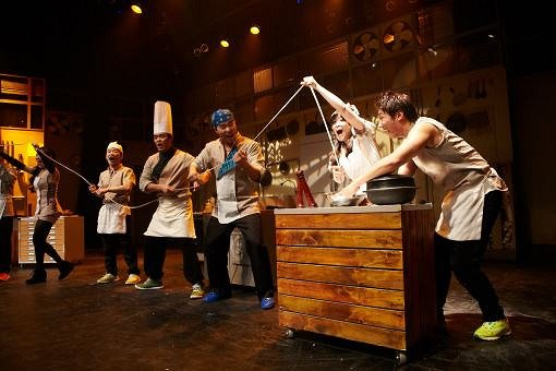 Musical Chef Show Discount Ticket (Bibap)_7