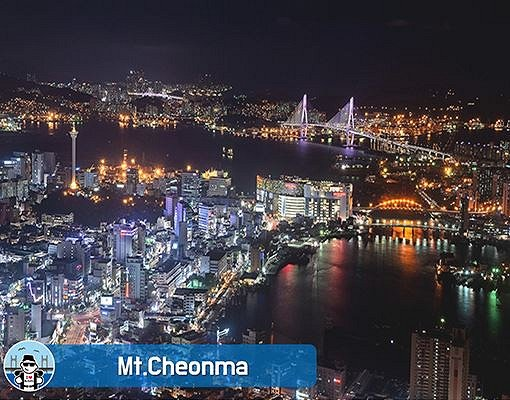 Busan City Night View Walking Tour_2