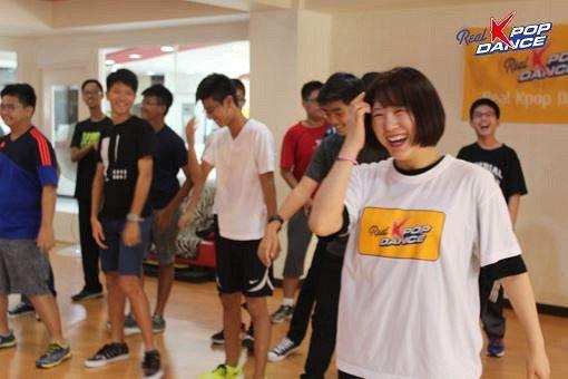 Real K-Pop Dance Class in Hongdae_3