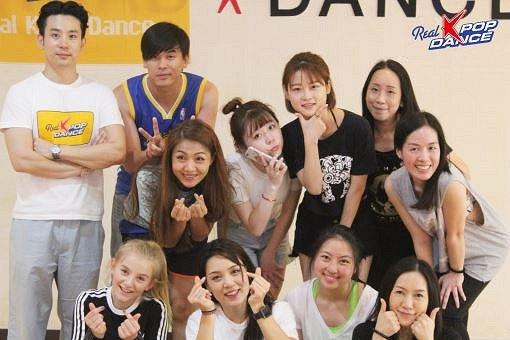 Real K-Pop Dance Class in Hongdae_4