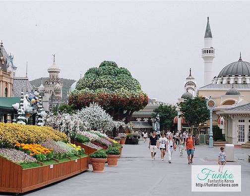 Everland One Day Ticket & Shuttle Bus Package_11