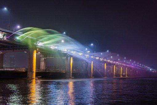 Hangang River Luxury Ferry Dinner Buffet Cruise_19