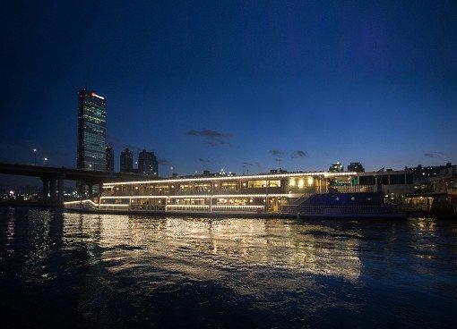 Hangang River Luxury Ferry Dinner Buffet Cruise_20