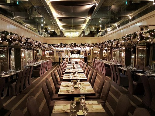 Hangang River Luxury Ferry Dinner Buffet Cruise_18