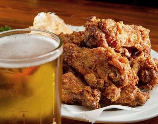 Chicken and Beer Pub Crawl