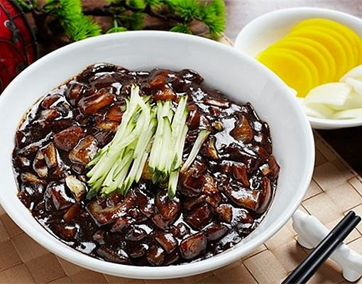 Jjajangmyeon - Korean Chinese