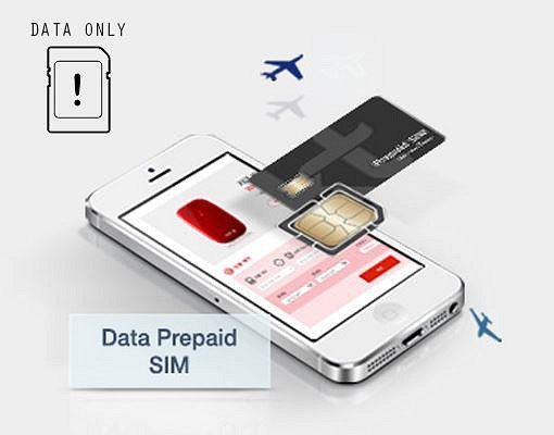 Best Price! Unlimited LTE Data Sim Card in Korea