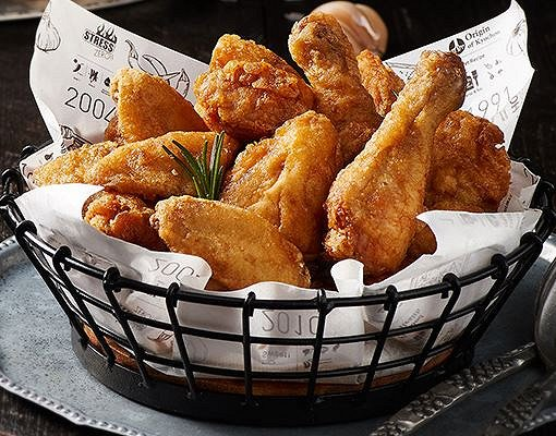 Nene-Chicken-Fried