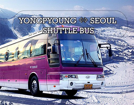 Seoul <> Yongpyong Resort Shuttle Bus