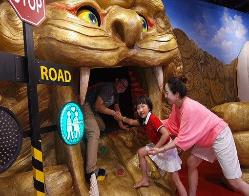 Alive Museum + Dynamic Maze Discount Package_9