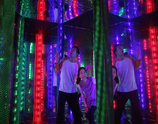 Alive Museum + Dynamic Maze Discount Package_10