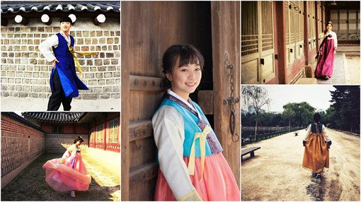 Private Half Day Palace Tour with Hanbok_6