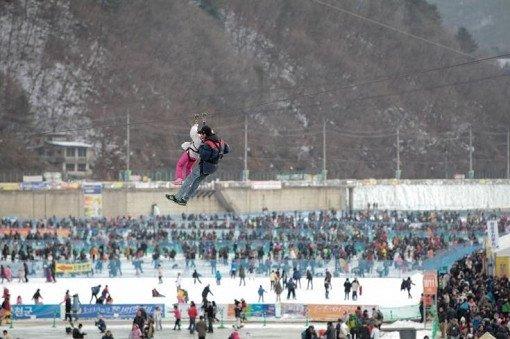 [Jan 6-Jan 28] Hwacheon Sancheoneo Ice Fishing Festival Shuttle Bus Ticket_3