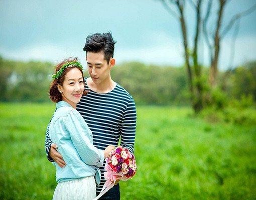 Couple Snap Photoshoot in Jeju Island