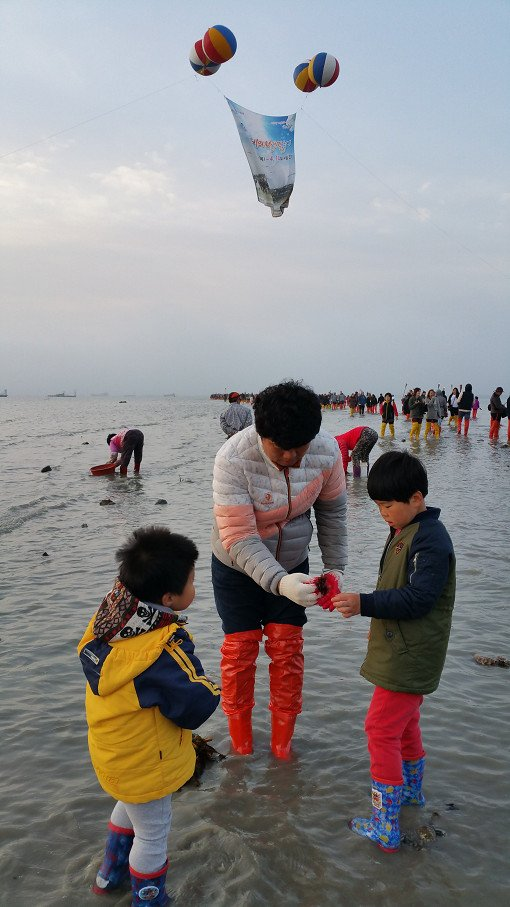 2018 Jindo Miracle Sea Road Festival (From Seoul)_16