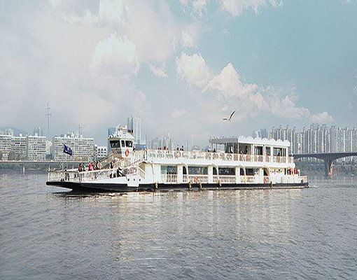 Hangang River Ferry Daytime Cruise_1