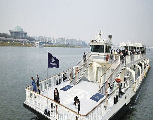 Hangang River Ferry Daytime Cruise_4