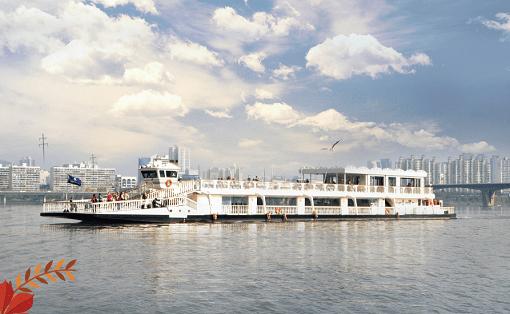 Hangang River Ferry Daytime Cruise